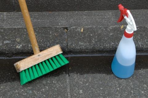 掃除・ハウスクリーニング