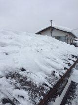 長野市の雪下ろし