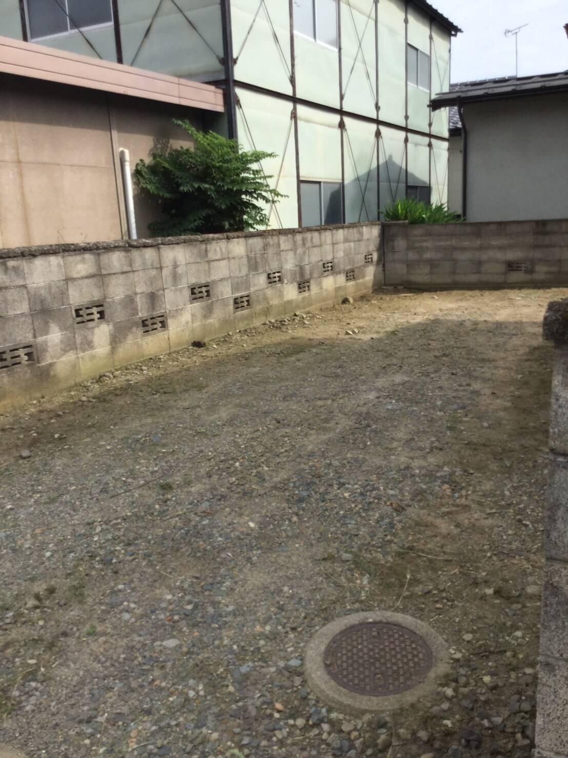 長野市稲葉 草刈りリピート4