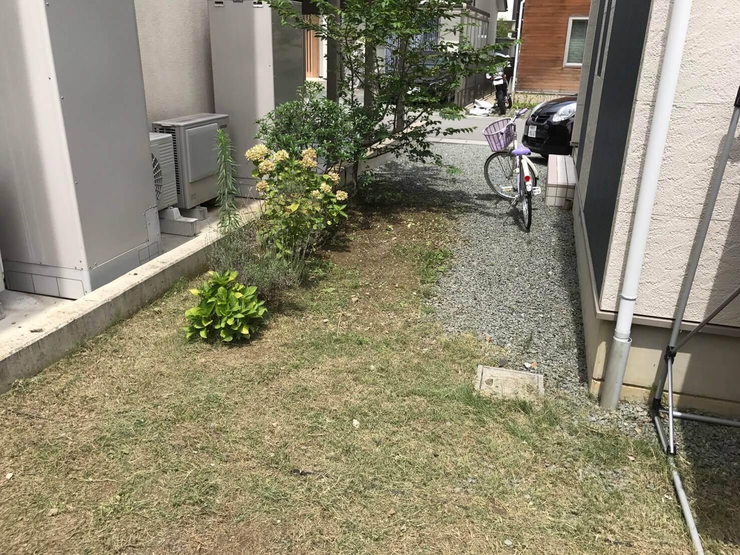 長野市川中島 草刈り4