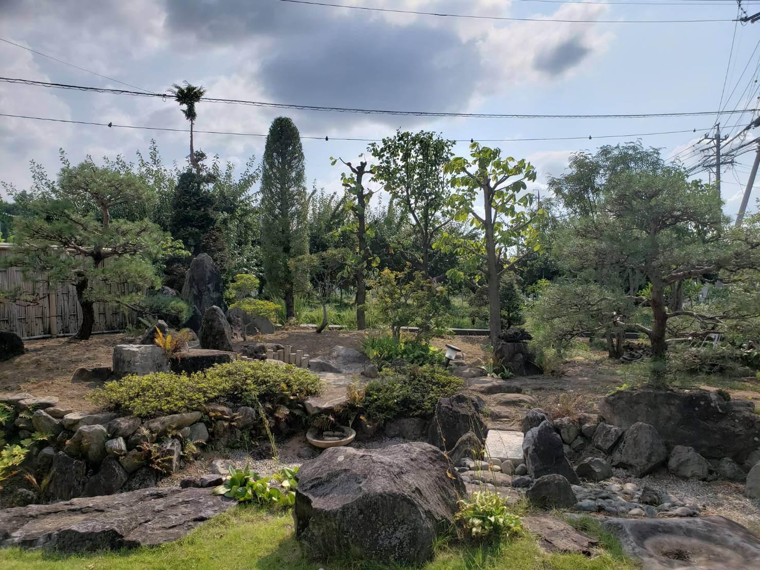 2020年8月30日:北信地域での草刈り・庭木の剪定7