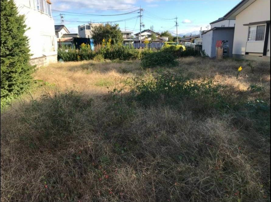 長野市:2020年10月秋の草刈り2