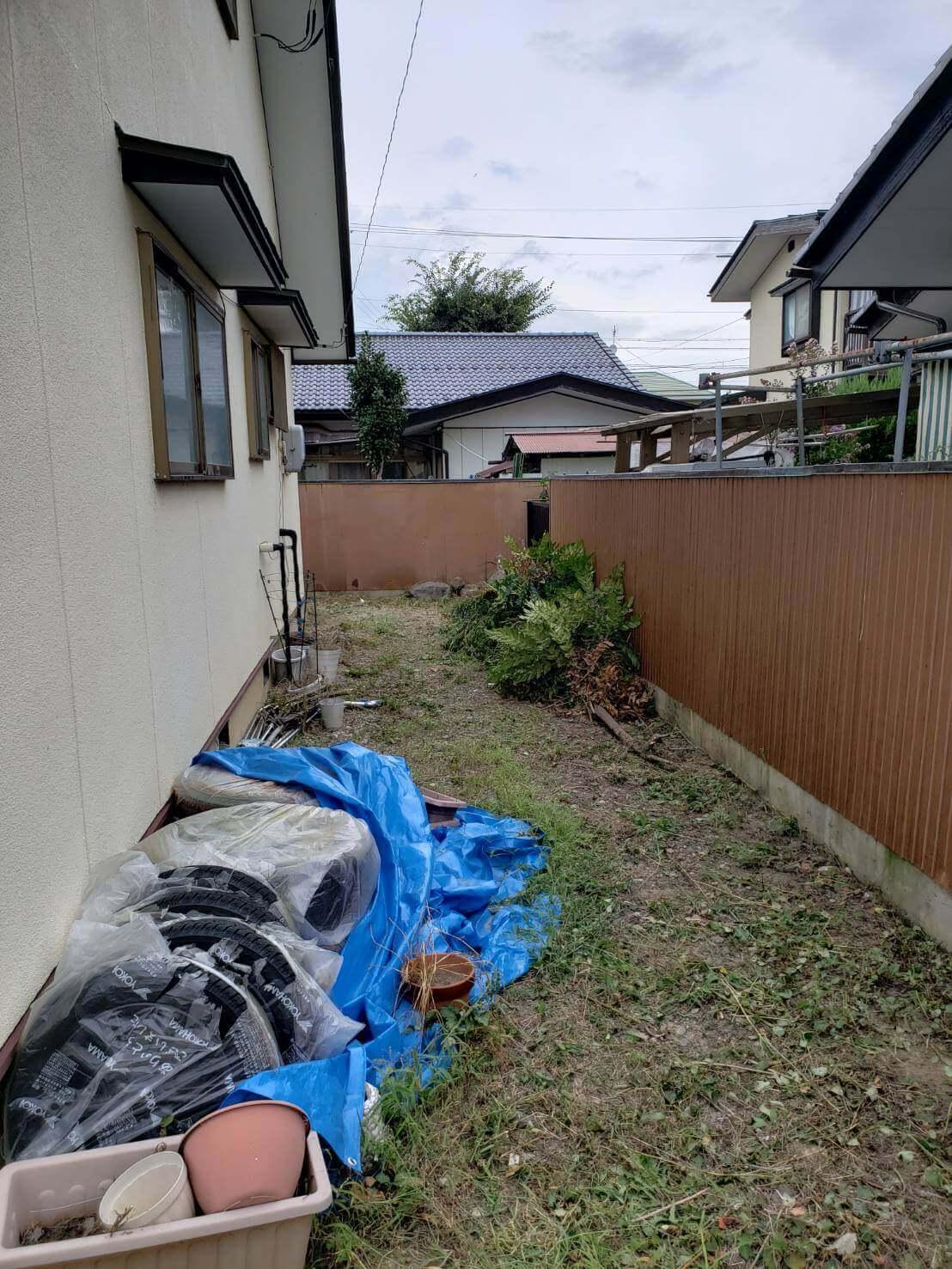 2021年8月13日長野市草刈り7